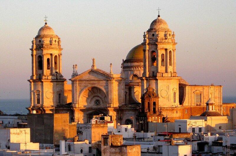 Catedra Nueva w Kadyksie