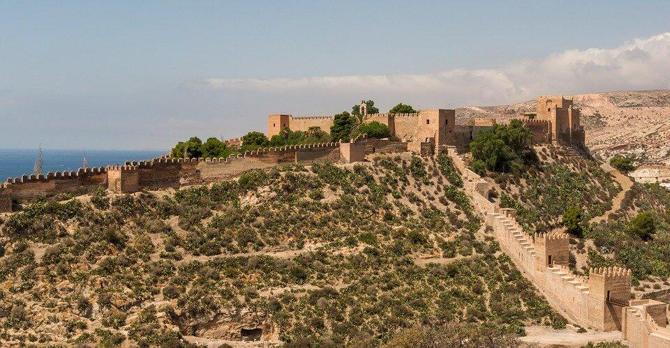 Fortyfikacja Alzacaba w Almerii